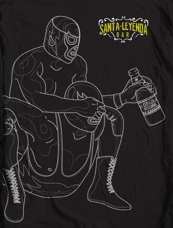 luchadores-big-negra